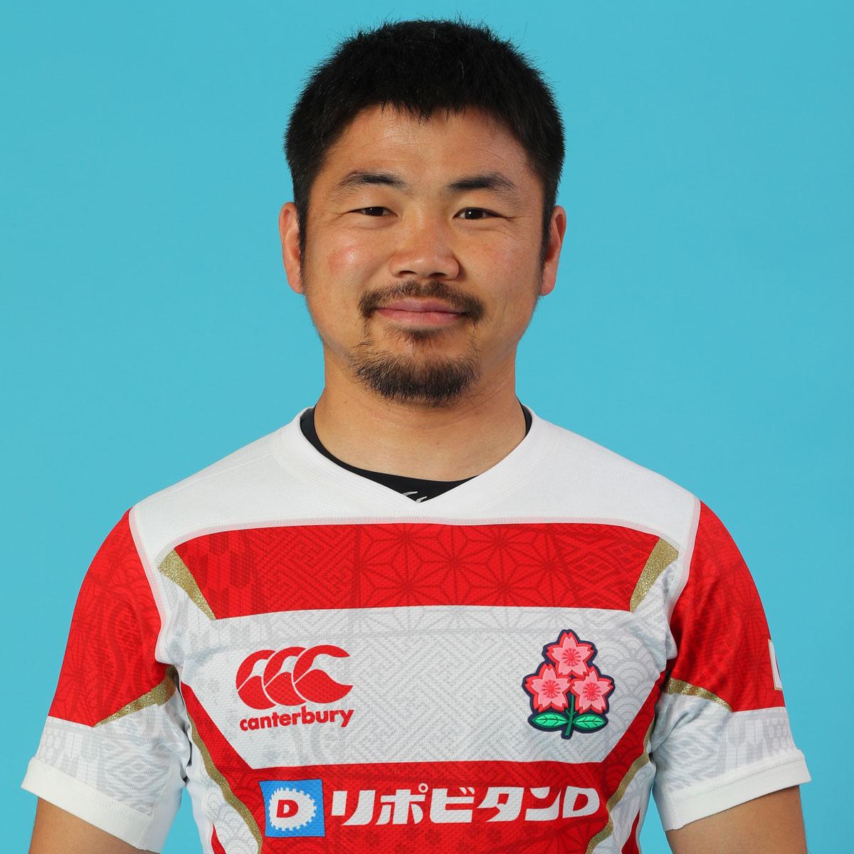 田中史朗|15人制男子日本代表|日本ラグビーフットボール協会